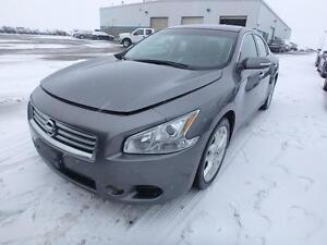 """2014 NISSAN MAXIMA LEATHER SUNROOF """"NO ACCIDENT"""" 100% FINANCING!"""