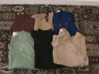 12 Jumpers size 18 assorted colours
