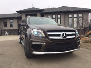 2014 Mercedes Benz GL350 BlueTEC with AMG package