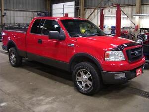 2004 Ford F-150 FX4  Engine has 180000 kms