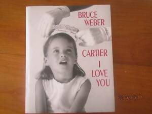 CARTIER - I LOVE YOU  Bruce Webber Southport Gold Coast City Preview