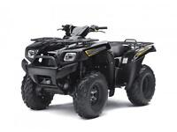 2014 BRUTE FORCE 650 SOLID AXLE FULLY DRESSED SPECIAL