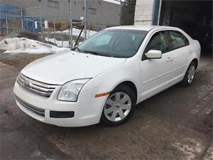 2009 FORD FUSION***4 CYLINDRES+AUTOMATIQUE+TRÈS PROPRE+2900$***
