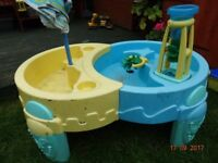 Sand and water pit for sale