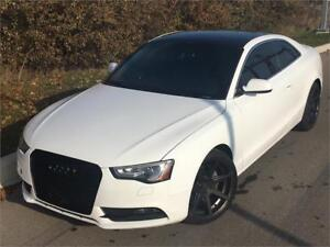 2013 AUDI A5 Quattro *Carbon Fiber Pkg* *FINANCING AVAILABLE*