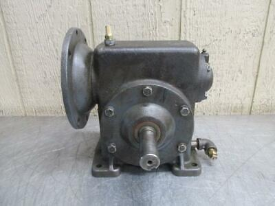 Gear Reduction Box Speed Reducer Gearbox 401 Ratio Hub City Boston