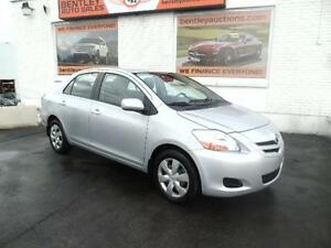 2008 TOYOTA YARIS AUTOMATIC AIR POWER GROUP WE FINANCE!!!