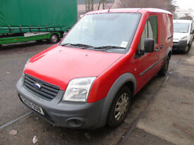 Ford Transit Connect 1.8TDCi T200 SWB red new shape electric pack