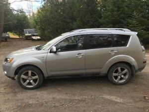 2008 Mitsubishi Outlander AS IS