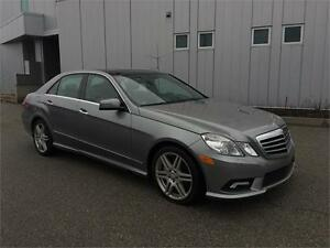 2010 MERCEDES BEN E550 4MATIC NAVIGATION CAMERA 97KM
