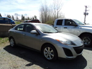 99$ BI WEEKLY OAC,.2010 Mazda3 GS SUNROOF + BLUETOOTH.