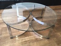 Merrow Associates Circular Coffee Table designed by Richard Young