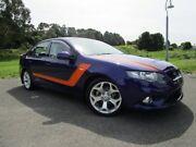 2011 Ford Falcon FG XR6 Purple 6 Speed Sports Automatic Sedan Old Reynella Morphett Vale Area Preview