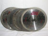 5 Carbide Circular Saw Blades