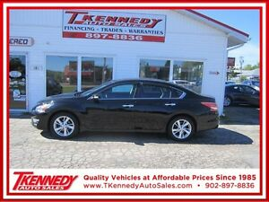 2013 Nissan Altima 2.5 SL ONLY $15,988.00 LOW PAYMENTS OAC