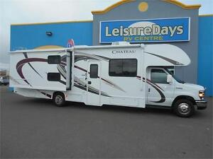 WOW!!! Rental Chateau 30' C Class motor Home with Bunks Slide!!