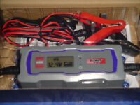Intelligent 12V 6V Car Motorbike Battery Charger Automatic Smart Trickle & conditioning