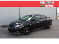 2009 Toyota Corolla S **TINTED, RIMS***