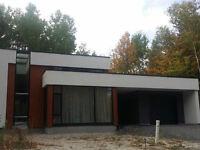 Superbe maison contemporaine, secteur Chambéry, Blainville