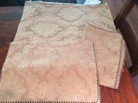 Sheridan Gold King Duvet Cover & 2 Pillowcases