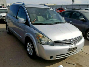 Great nissan quest 2009 - nice family van!