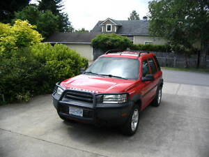 2002 Land Rover Freelander SUV, Crossover needs headgasket