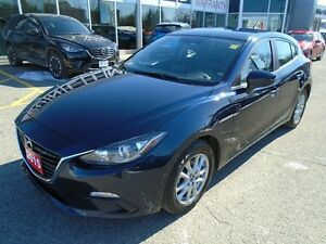 2015 Mazda Mazda3 **BACKUP CAM, BLUETOOTH & CRUISE!** GS