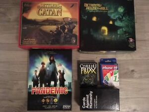 Boardgames for sale