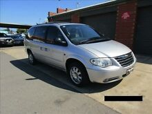 2004 Chrysler Grand Voyager RG 05 Upgrade Limited Silver 4 Speed Automatic Wagon Holden Hill Tea Tree Gully Area Preview