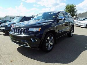 2015 Jeep Grand Cherokee Overland 4dr 4x4