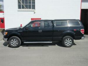 2013 Ford F-150 XLT~ONE OWNER~TOPPER~ $ 19,999!!