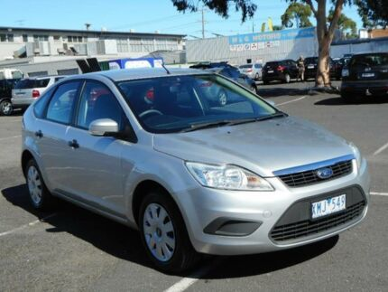 2010 Ford Focus LV LX Silver 4 Speed Automatic Hatchback Maidstone Maribyrnong Area Preview
