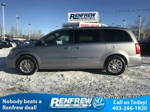 2015 Chrysler Town & Country Leather / DVD / LOADED!