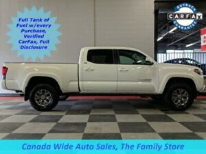 2019 Toyota Tacoma 4x4 Double Cab, SR5, Back Up Camera, Heated S