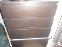chest of large drawers