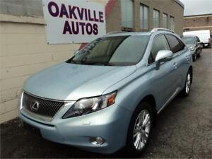 2011 Lexus RX 450h-full loaded- no accident
