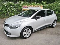 Renault Clio 1.5 Expression+ DCi 90 Energy Turbo Diesel 5DR (mercury silver) 2014