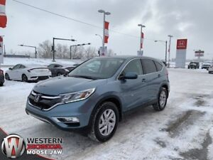 2016 Honda CR-V EX- Sunroof, Push Button, 2.4L VTEC!