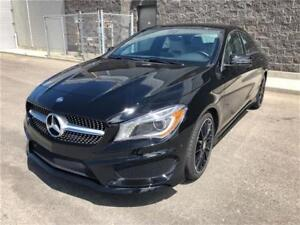 2016 Mercedes CLA-250 AWD LOADED **26,700kms** FULLY SERVICED