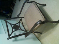 REDUCED!!! Large Patio Chairs!!!