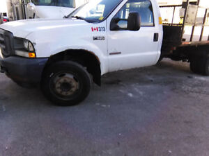 2004 Ford F-550 FOR SALE!!