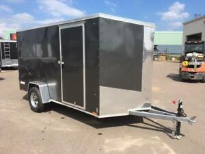 NEW 2018 PACE 6' x 12' JOURNEY ENCLOSED TRAILER