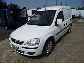 Vauxhall Combo 1.3CDTi 1700 SE Panel Van SD11 JHX