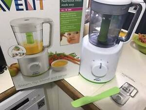 Avent 2 in 1 Healthy Baby Food Maker Gordon Tuggeranong Preview