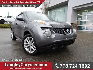 2014 Nissan Juke SV W/ POWER ACCESSORIES & TURBOCHARGED
