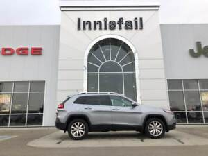 2014 Jeep Cherokee Limited Awd Loaded Leather Tech Group