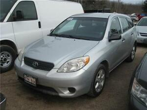 2005 Toyota Matrix BLOWOUT SALE!!!