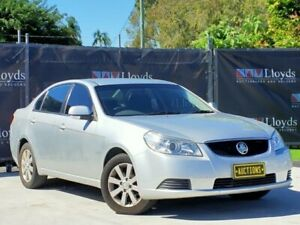 2010 Holden Epica EP Silver Automatic 4-Door Sedan Carrara Gold Coast City Preview