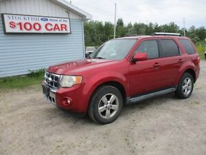 2009 Ford Escape 4WD 4dr V6 Auto Limi