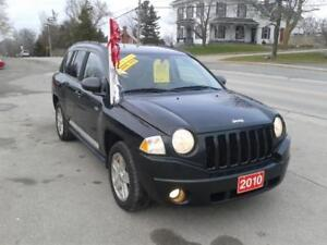 2010 Jeep Compass North Edition@Ronnie B's in Bloomfield